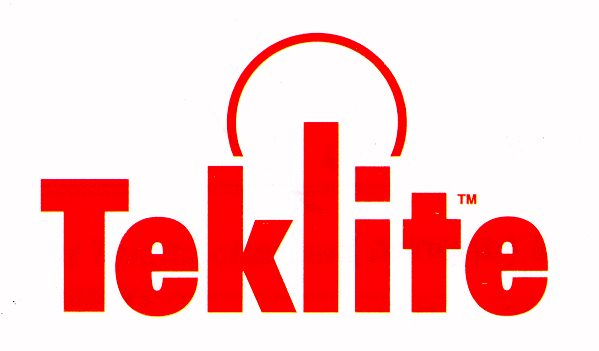 Clark Masts Teklite telescopic portable masts lighting systems logo